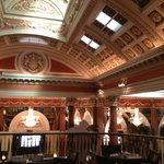 The Bank - ceiling & skylights