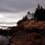 Bass Head Harbor Light Sept. 2013