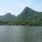 Da Long Tan Lake