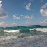 ischia- spiaggia delle terme di poseidon