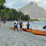 water sports at Sugar Beach Resort