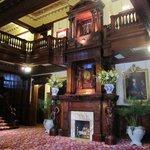 Turnblad Mansion (Interior)