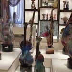 Murano Glass Instruments