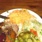 Roast Duck with Pickle Salad - recommended