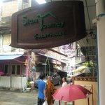 Siam Journey sign
