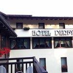 esterno Hotel Derby
