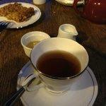 Stollen tea - sounds weird but it's to die for!