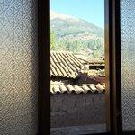 La ventana: Un cuadrito!