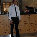 Reception and Staff