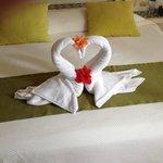 Great Towel Sculptures