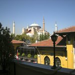 Aya Sophia from my balcony