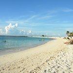 Lovely Paradise Island Beach