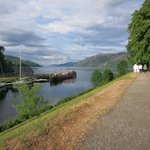 Lochness and Fort Augustus
