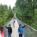 capalino suspension bridge