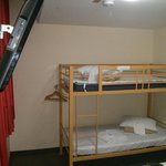 Bunk beds - this is an upgrade