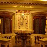 Pia batismal na Catedral Metropolitana de Montevideu