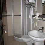 Bathroom for single room