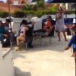 terraza alquilada para personas no huespedes