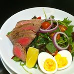 Nicoise Salad - at Seven 88 Restaurant