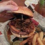 piggyback burger