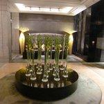 lower valet/bell lobby