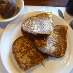 Auntie M's: Banana Nut Bread French Toast