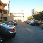 Hotel Carpark