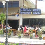 Chill Out Bar, 25 Sokak,Belek.