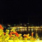 vista panoramica dal terrazzo del ristorante
