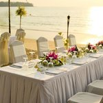 Wedding Dinner on the Beach