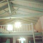 the maisonette attic