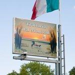 Foto de Trattoria del Mantoan