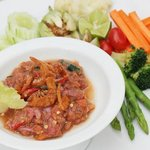 Shrimp Paste with Sun Dried Shrimp