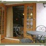 Aloe Cottage Deck