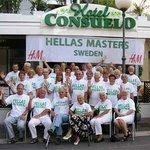 2004 besökte Hellas Masters med sin trupp
