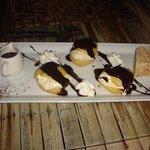 Gorgeous dessert