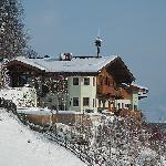Außen Ansicht Winter