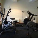 Gym-cardio section
