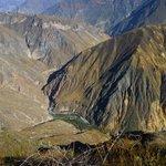 """De Colca Canyon zicht op Sangalle ' paradise"""""""
