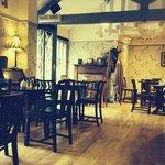 The Blitz Tea Room