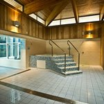 Health Suite with Sauna, Steam Room and Jacuzzi