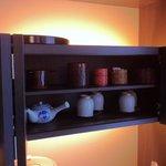 tea cabinet