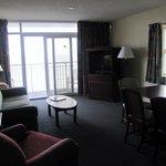 Room #657- living room area