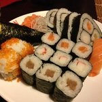 Sushi e trismaki