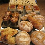 Weekly cookery courses,including bread making, at Streamcombe.
