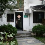 entrance, Building #37