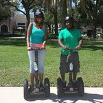 The best choice we ever made was to try segways out.