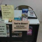 Book tour / taxi