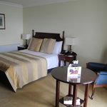 Chambre au Bayview hotel
