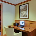 Stay connected in the business center of our Bordentown hotel.